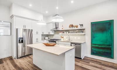 Kitchen, Parc Haven, 0