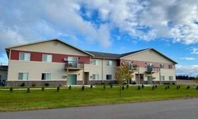 Building, SCS Marshfield, 2