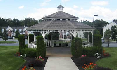 Landscaping, The Regency Club, 2