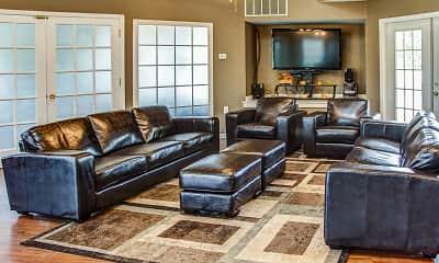 Living Room, Peppertree Villas, 1