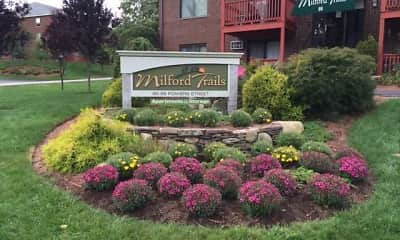 Milford Trails Apartments & Storage, 2