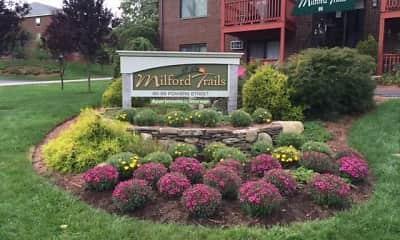 Milford Trails Apartments & Storage, 2