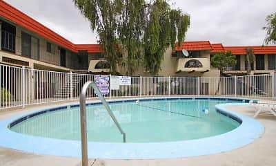 Pool, Las Haciendas, 0
