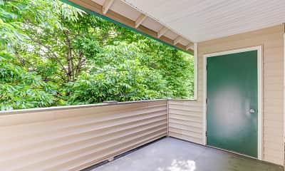 Patio / Deck, Avalon Park, 2