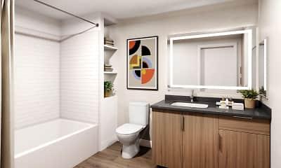 Bathroom, Anton Ascend, 2