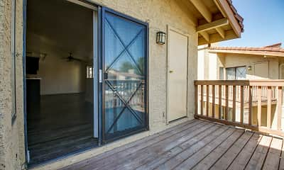 Patio / Deck, Glen at Mesa, 2