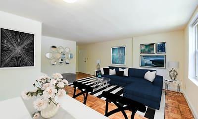 Living Room, Shipley Park, 1