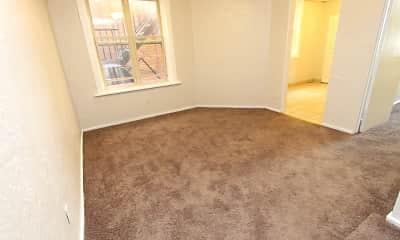 Living Room, Oakland Apartments, 2