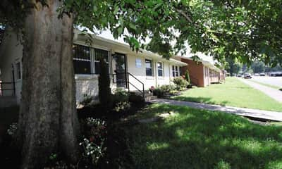 view of front of house featuring a front yard, Lenore Gardens, 2