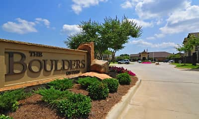 Community Signage, The Boulders On Fern, 2