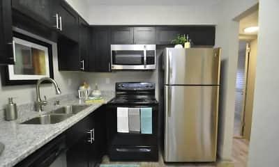 Kitchen, The Vue Lexington, 1