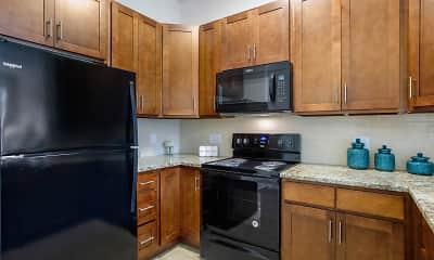 Kitchen, Birchwood at Whiting, 1