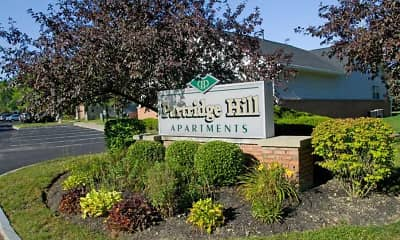 Landscaping, Partridge Hill Apartments, 1