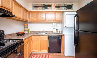 Kitchen, Monarch Crossing Apartment Homes, 1