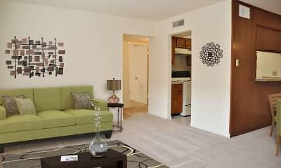 Living Room, Stratford House, 1