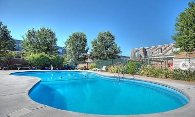 Pool, Superior Place Apartments, 2