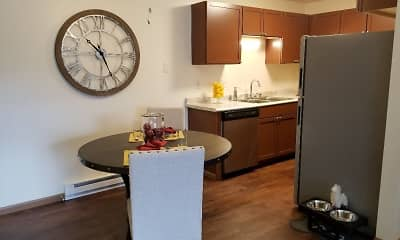 Kitchen, Woodfield Heights, 1