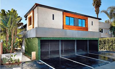 Building, Mar Vista, 0