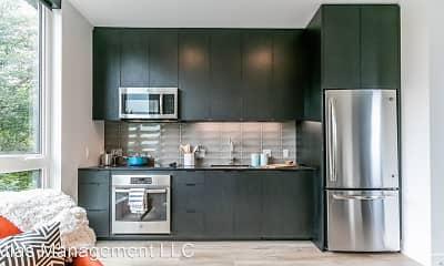 Kitchen, Abernethy Flats Apartments, 0