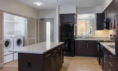 Kitchen, Avalon Ocean Avenue, 1