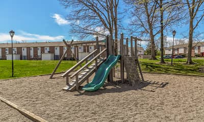 Playground, Woodmere Apartments, 1
