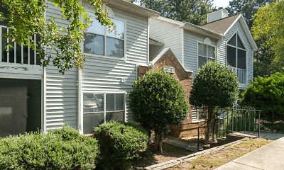 Building, Garden Walk Apartments, 2