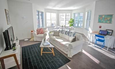 Living Room, The Jordan, 1