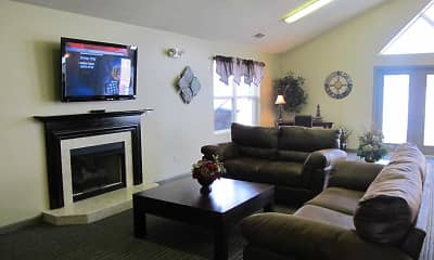 Living Room, Cimarron Place, 2