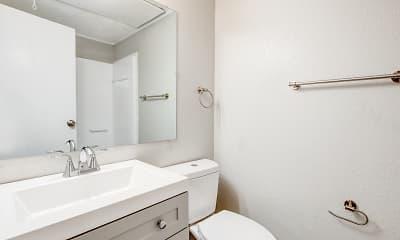 Bathroom, Woods @ 3030, 2