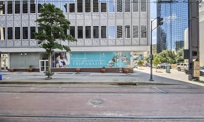 Community Signage, Gables Republic Tower, 2