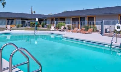 Pool, Nola on 50th, 1