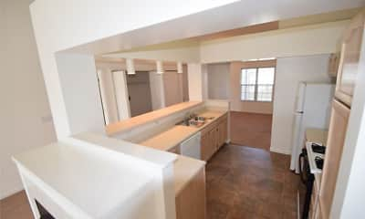 Kitchen, Lake Pointe Apartment Homes, 1