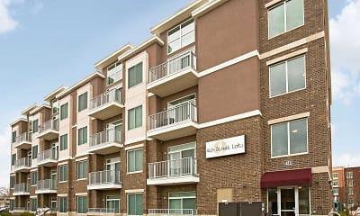 Building, 4th Street Lofts, 1
