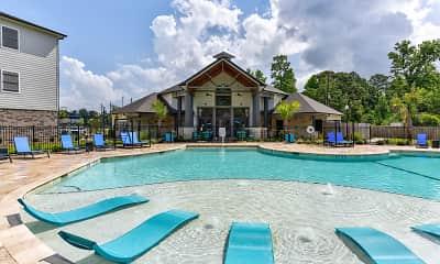 Pool, Landmark at Auburn Lakes, 0