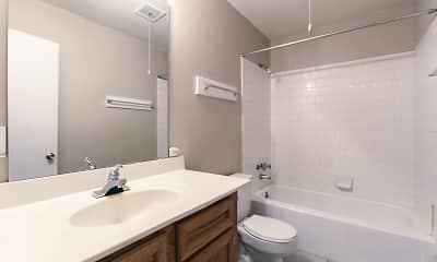 Bathroom, Camden Condos, 2