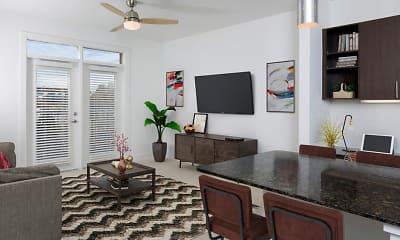 Living Room, Camden Fourth Ward, 0
