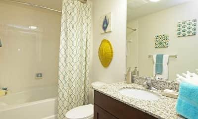 Bathroom, Alta Congress, 2