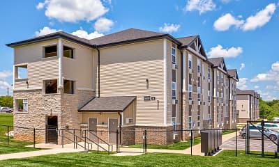Building, Northgate Apartments, 0