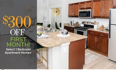 Kitchen, Wildwood Preserve Apartments, 0