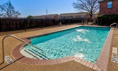 Pool, Shiloh Park Townhomes, 0