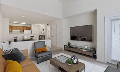 Living Room, Camden Russett, 1