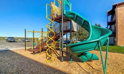 Playground, Calgary Apartments, 1