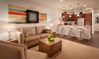 Living Room, Parcland Crossing, 2