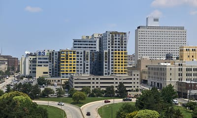 Building, The Hamilton, 2