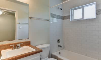 Bathroom, Pacific Garden, 2