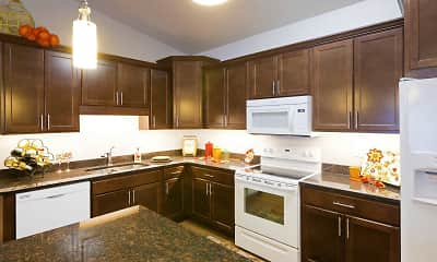 Kitchen, Altoona Towers, 1