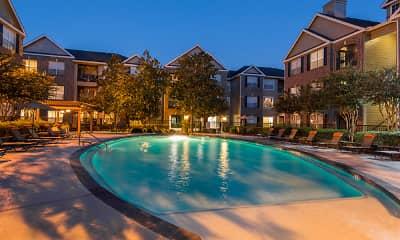 Pool, Plaza at Westchase, 2
