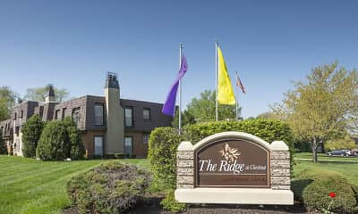 Community Signage, The Ridge at Chestnut, 0