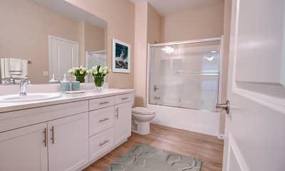 Bathroom, Palisades at Sierra Del Oro, 1