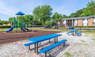 Playground, Bradford Ridge, 2